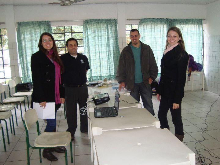 29º SEURS em Foz do Iguaçu, UNIOESTE.