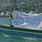 Manifestação popular contra a proposta de alteração do Zoneamento municipal